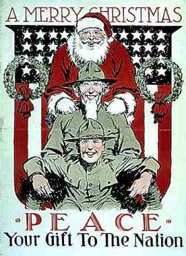 merry christmas to the military