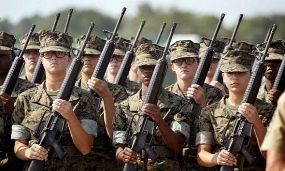 Women in Combat 2