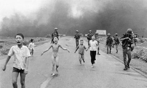 """The Terror of War"" Pulitzer Prize winner 1973 - Spot News Photography"