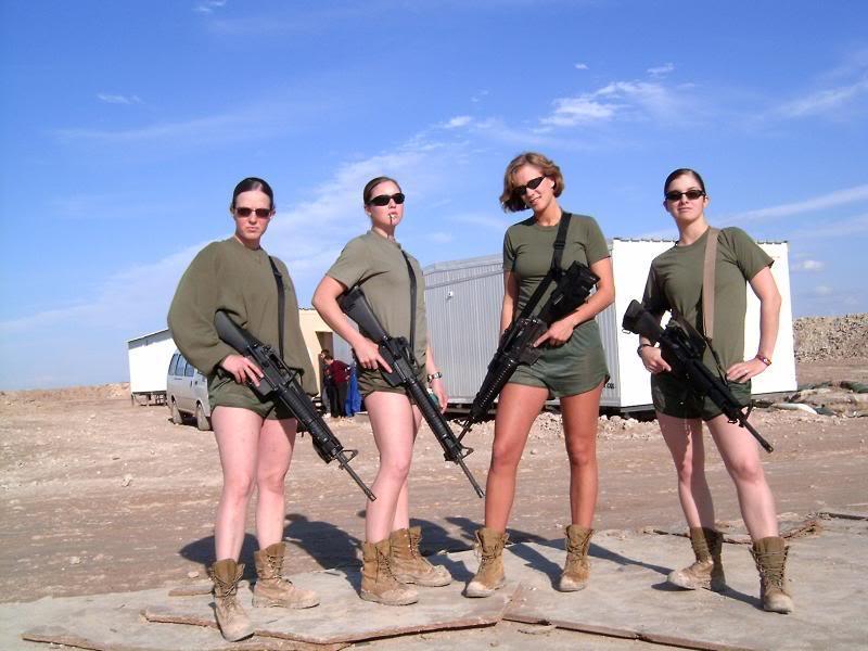 Sexy Women Marines 75