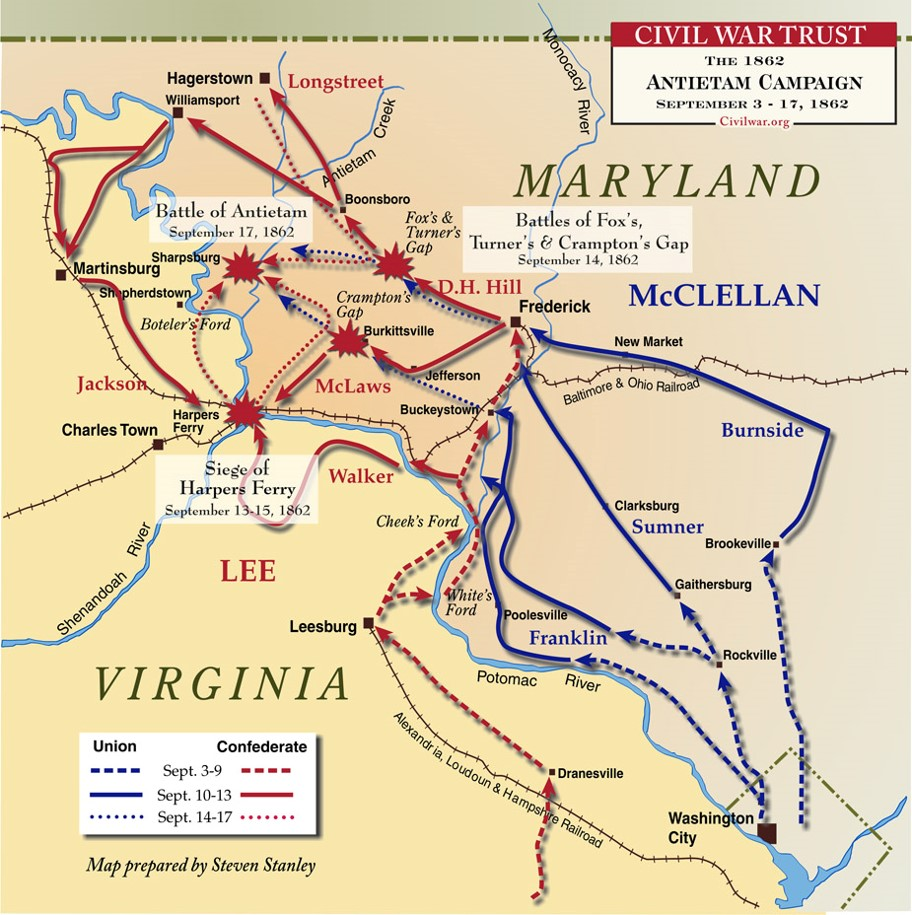 Military strategies of the north in the civil war