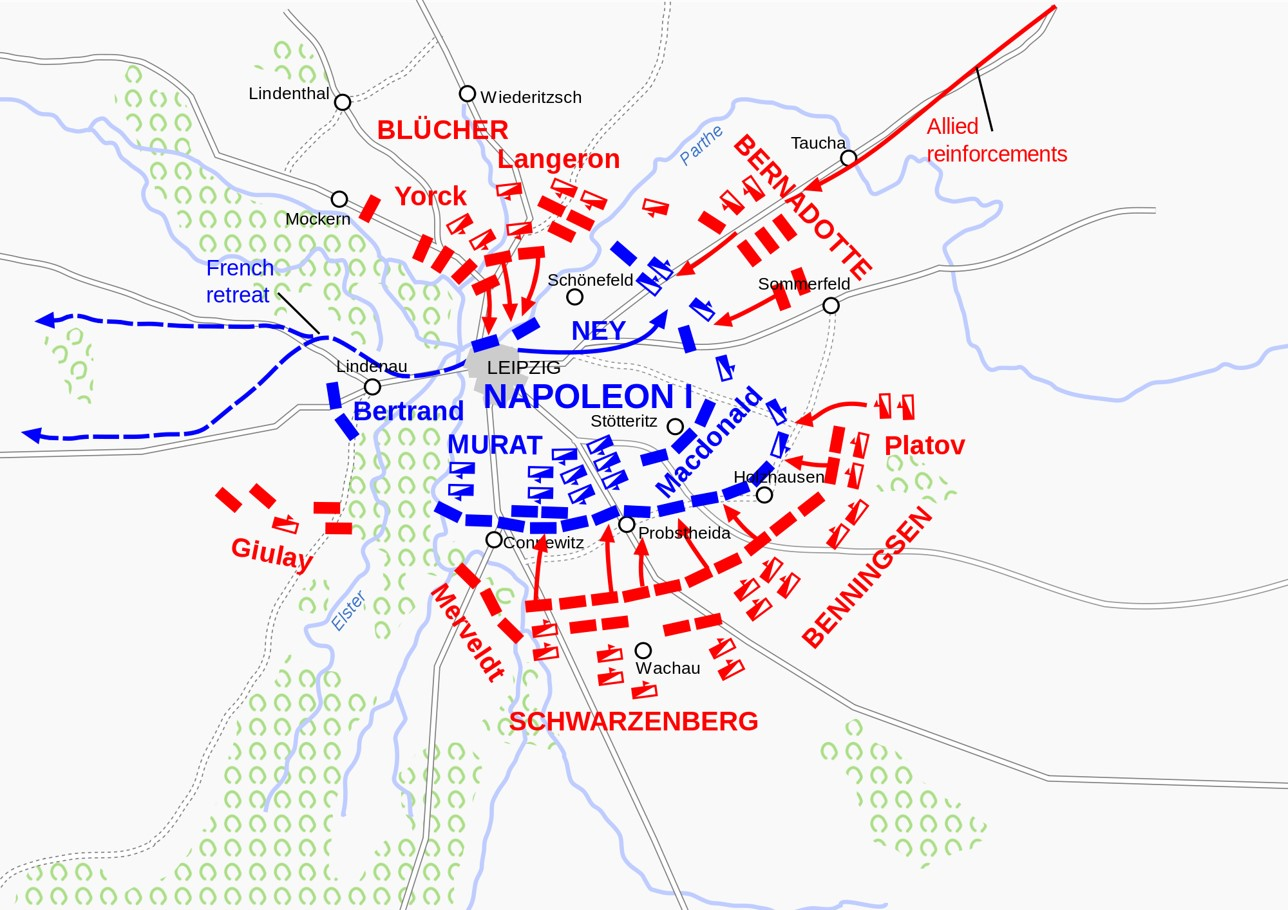 The third day of the battle