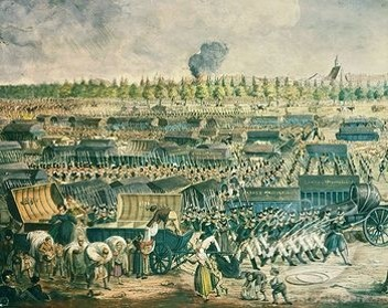 The Battle of the Nations – 16-19 October, 1813