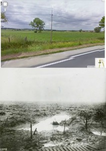 The Battlefield: Then and Now