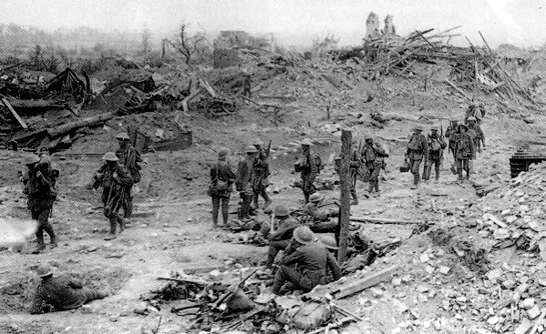 The Battle of Messines Ridge – 1917