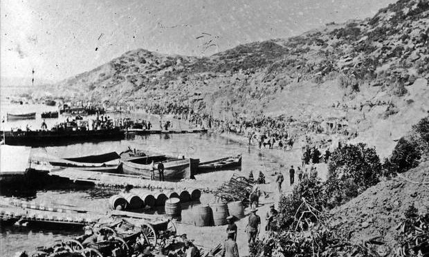 Gallipoli, 1915: Analysis of a Glorious Failure